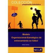 Ebook Modelo organizacional estrategico de entrenamiento en fútbol