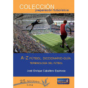 Ebook - A-Z football. Dictionary-Guide. Soccer terminology.