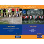 Pack Fútbol base. El entrenamiento en categorías de formación