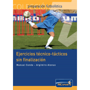 Technical-tactical exercises without finalization