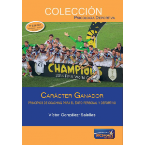 Winner character. Sports coaching for coaches and athletes