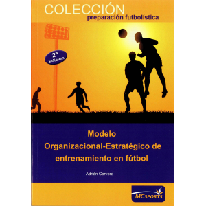 Organizational and strategic training model in football