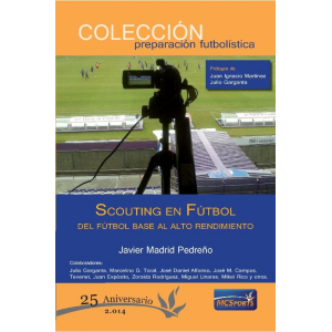 Scouting en fútbol. Del fútbol base al alto rendimiento