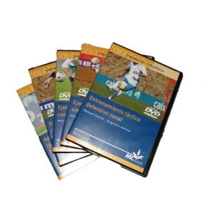 Básicos Audiovisuales McSports 10 DVD