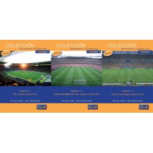 Pack de 3 tomos: El juego colectivo