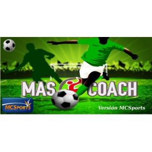 Mas-Coach. Actualización a versión MCSports