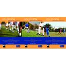 Pack de 3 tomos: Alto rendimiento en fútbol