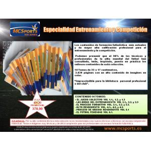 ESPECIALIDAD ENTRENAMIENTO Y COMPETICIÓN