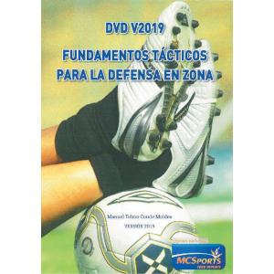 DVD V2019 Fundamentos tácticos para la Defensa en Zona