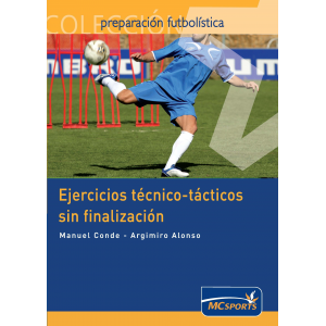 DVD Ejercicios técnico tácticos sin finalización