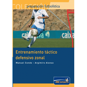 DVD Entrenamiento táctico defensivo zonal
