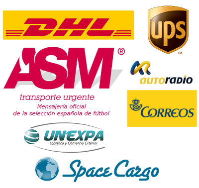 Logos de transportistas